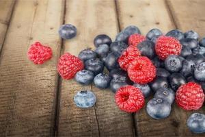 bessen, fruit, variatie foto