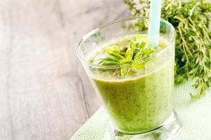 groente smoothie foto
