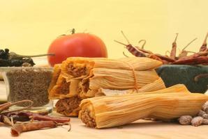 Mexicaans eten foto