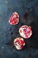 granaatappels foto