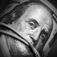 geld zwijgt foto