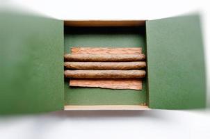 luxe cigarillo's foto