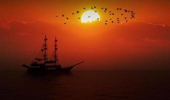 yaht turkije strand foto