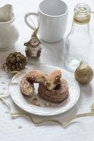 gebakken donuts