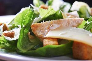 salade ceaser foto