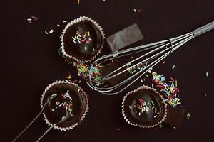 mini muffins foto
