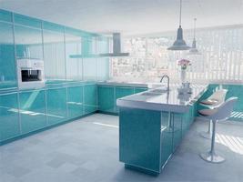 keuken. foto
