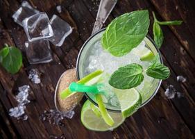 verse mojito-drank foto