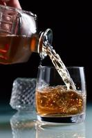 glas met whisky