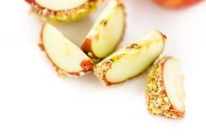 karamel appels foto