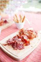 vleeswaren foto