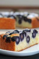 druiven cake foto
