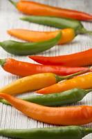 Chili peper.