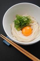 Japanse keuken, sanuki udon foto