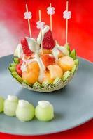 fruit salade foto