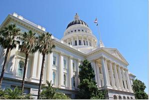 capitol museum van de staat Californië