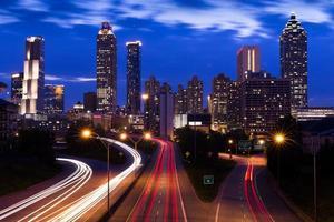 Atlanta centrum foto