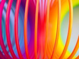 kleurrijke lente foto