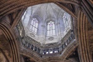 kathedraal van barcelona in catalonië / spanje foto