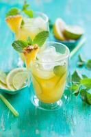 ananas limonade foto