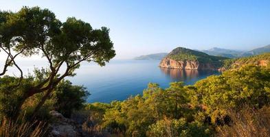 mediterrane bergen foto