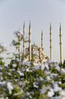 centrale moskee van adana sabanci foto