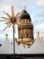 Berlijn kerstmarkt foto