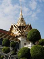 groot paleis bangkok, thailand foto