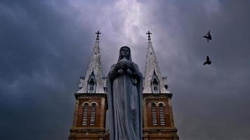 notre dame kathedraal vietnam foto