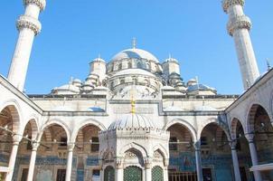 de nieuwe moskee foto