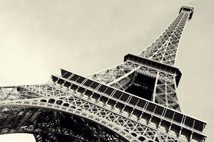 Eiffeltoren foto
