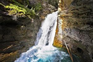 prachtige watervallen foto
