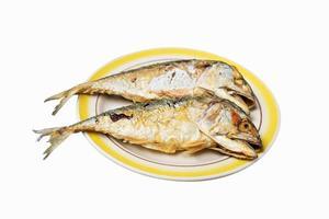 gebakken makreel foto