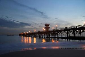 zeehond strand pier
