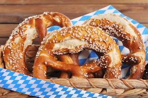 Beierse pretzels