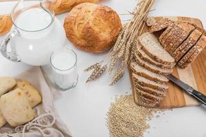 brood achtergrond
