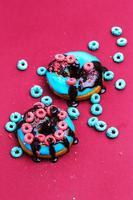 lekkere donuts foto