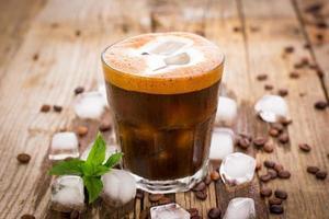 ijs koffie foto