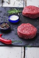 hamburgers wit foto