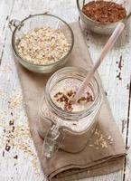 smoothies met havermout foto