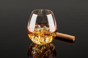 whisky & sigaar 2 foto