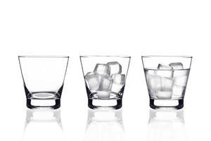 set van glas foto