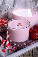 roze cocktail foto
