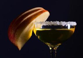 appel sterke drank foto