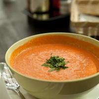 gazpacho soep foto