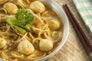 curry laksa noedels