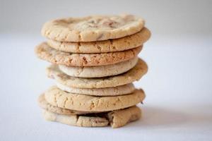 cookie-stapel foto