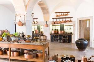 retro keuken foto