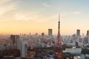 Tokyo toren foto