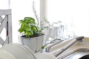 keuken tuin